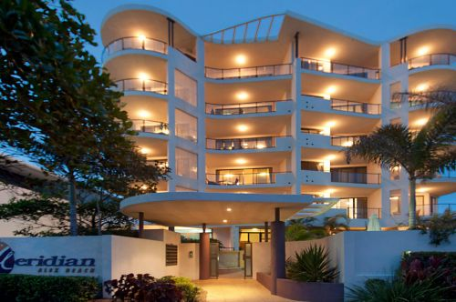 Meridian Alex Beach Apartments - Redcliffe Tourism