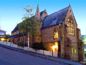 Pendragon Hall - Hobart church - Redcliffe Tourism