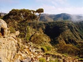 Bendleby Ranges - Redcliffe Tourism