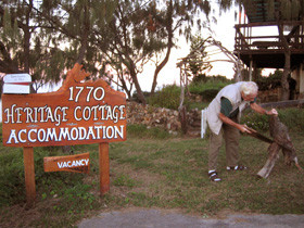 1770 Heritage Cottage - Redcliffe Tourism