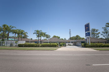 Colonial Terrace Motor Inn - Redcliffe Tourism