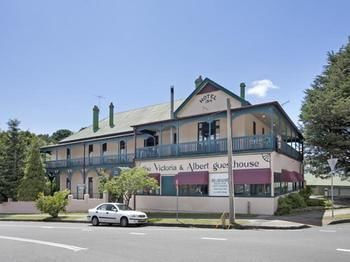 The Victoria amp Albert Guesthouse - Redcliffe Tourism