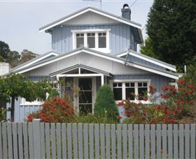 Blue House - The - Redcliffe Tourism