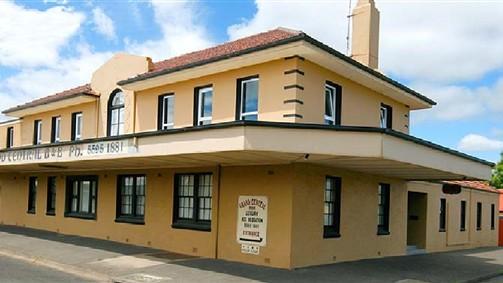 Grand Central Accommodation BB Cobden - Redcliffe Tourism