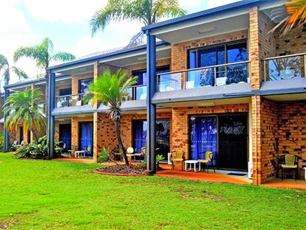 Bribie Waterways Motel - Redcliffe Tourism