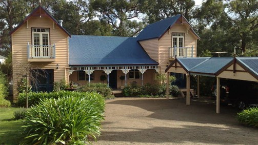 Hideaways at Red Hill - Redcliffe Tourism