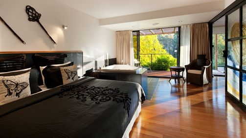 Springs Spa Villa - Redcliffe Tourism
