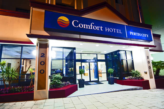 Comfort Hotel Perth City - Redcliffe Tourism
