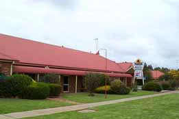 Quality Inn Parkes International - Redcliffe Tourism