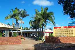 Motel Childers - Redcliffe Tourism