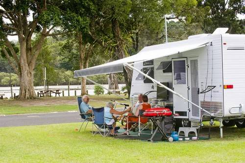 North Coast Holiday Parks Ferry Reserve - Redcliffe Tourism