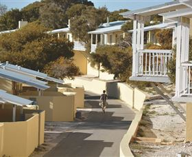 Rottnest Island Authority Holiday Units - Geordie Bay - Redcliffe Tourism