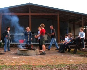 WA Wilderness Catered Camping at Yeagarup Hut - Redcliffe Tourism
