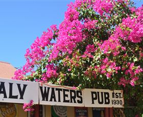 Daly Waters Historic Pub - Redcliffe Tourism