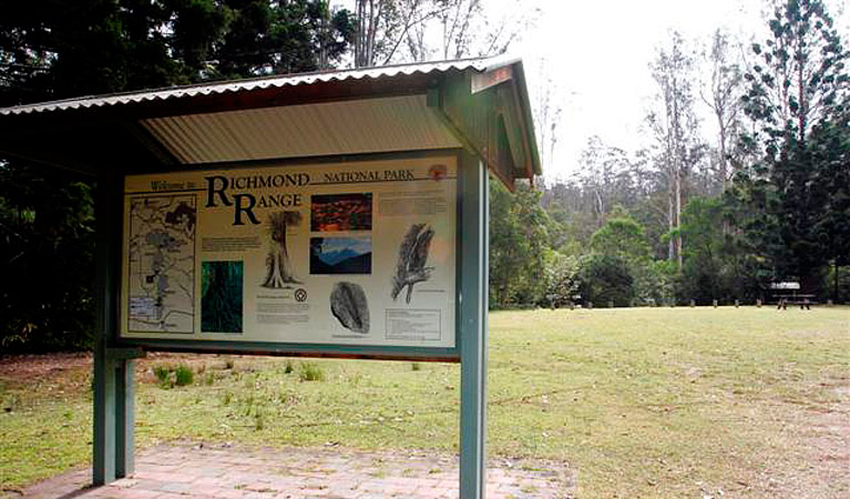 Peacock Creek campground - Redcliffe Tourism