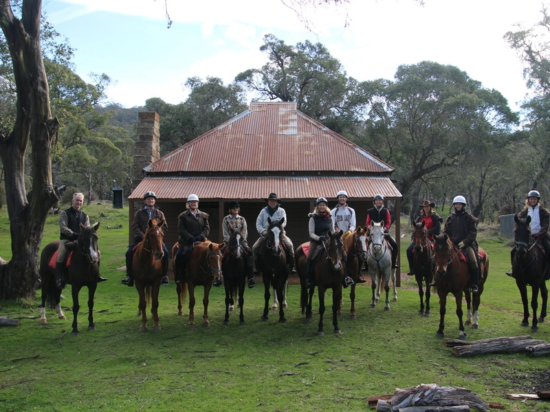 Reynella Homestead and Horseback Rides