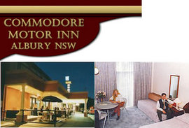 Commodore Motor Inn - Redcliffe Tourism
