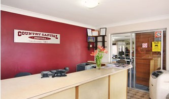 Country Capital Motel - Redcliffe Tourism