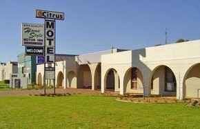 Citrus Motel - Redcliffe Tourism