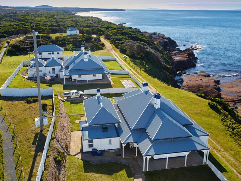 Green Cape Lightstation Keeper's Cottages - Redcliffe Tourism