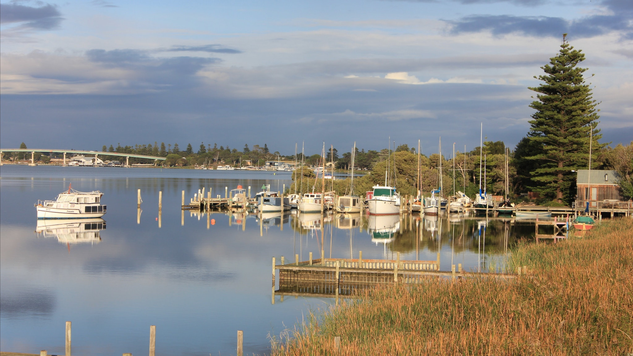 Boathouse - Birks Harbour - Redcliffe Tourism