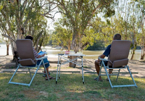 Loxton Riverfront Holiday Park - Redcliffe Tourism