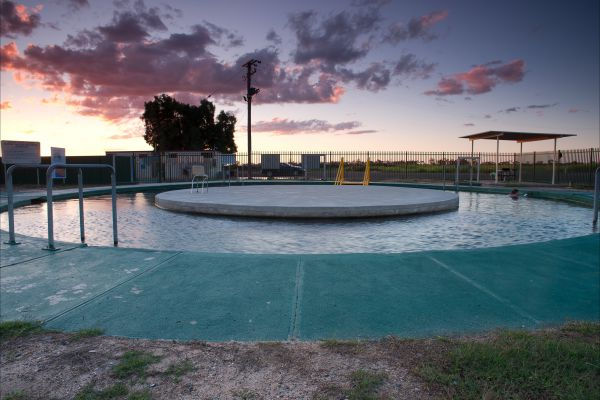 Burren Junction Bore Baths and Camp Ground - Redcliffe Tourism