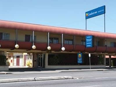Comfort Inn Manhattan - Redcliffe Tourism