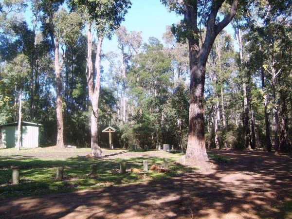 Workmans Pool Camp at St John Brook National Park - Redcliffe Tourism
