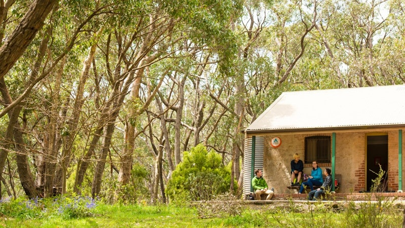 Mount Lofty Cottage YHA - Redcliffe Tourism