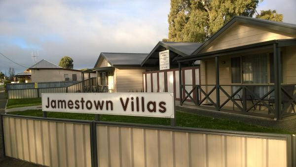 Jamestown Villas - Redcliffe Tourism