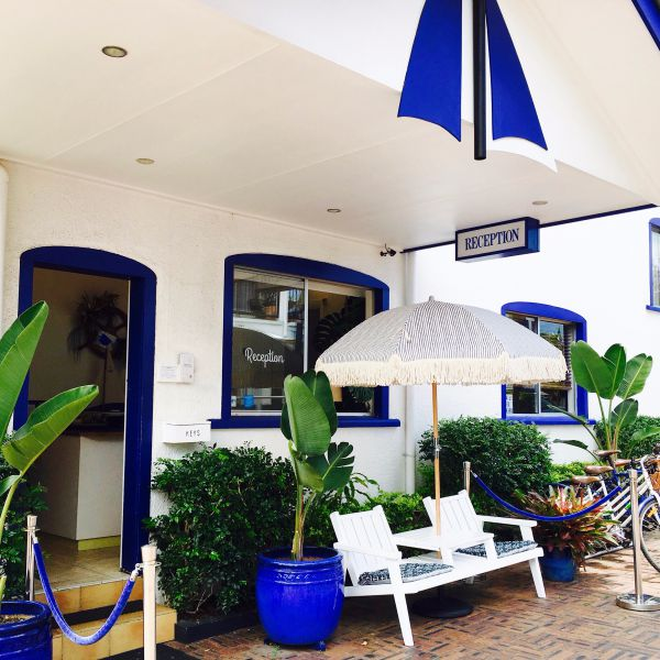 The Sails Motel - Redcliffe Tourism