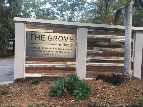 The Grove on Russell - Redcliffe Tourism