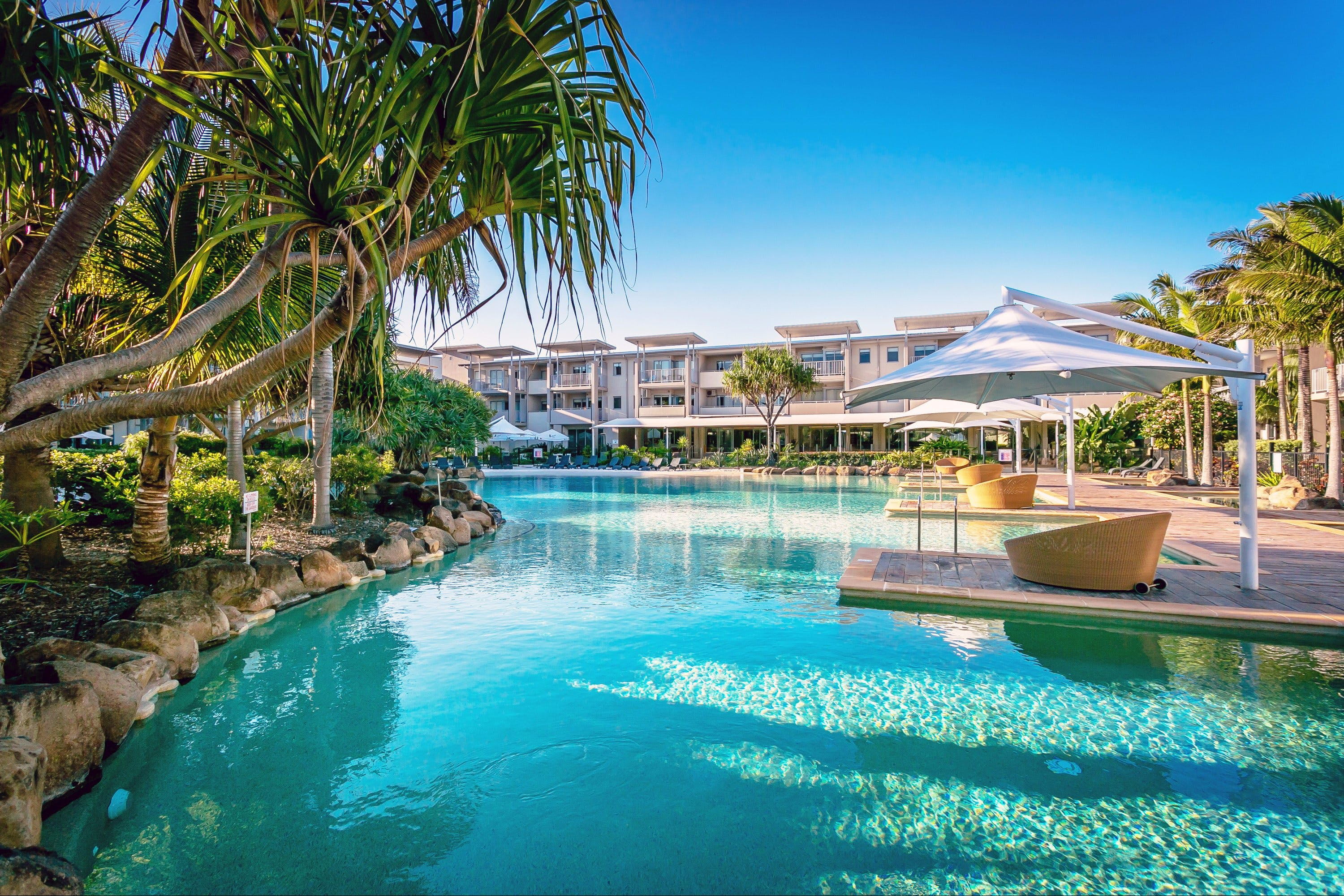 Peppers Salt Resort and Spa - Redcliffe Tourism