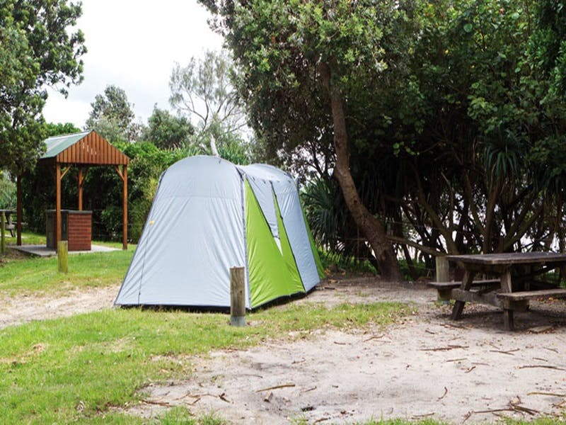 Sandon River campground - Redcliffe Tourism