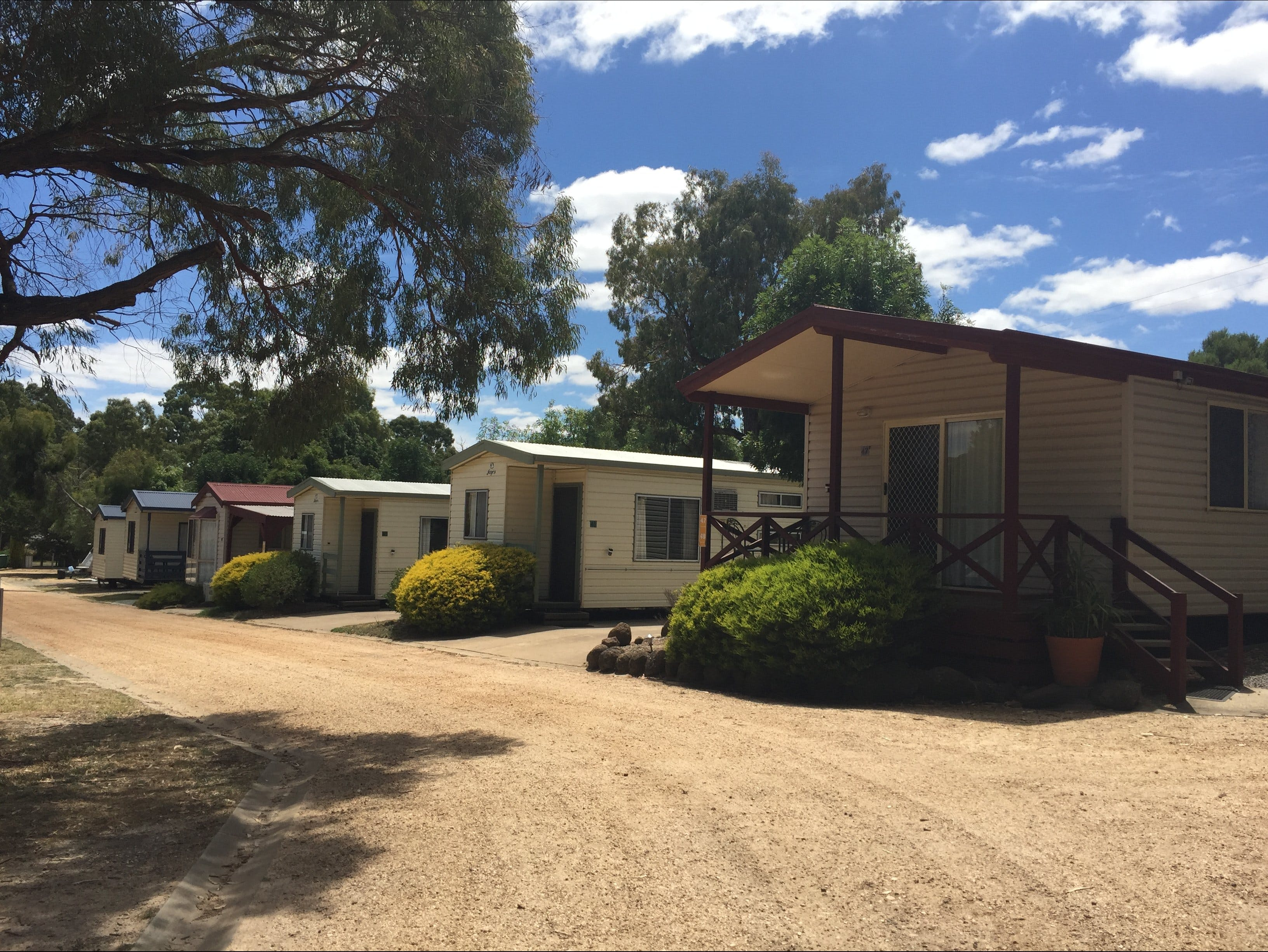 Acacia Caravan Park and Holiday Units - Redcliffe Tourism