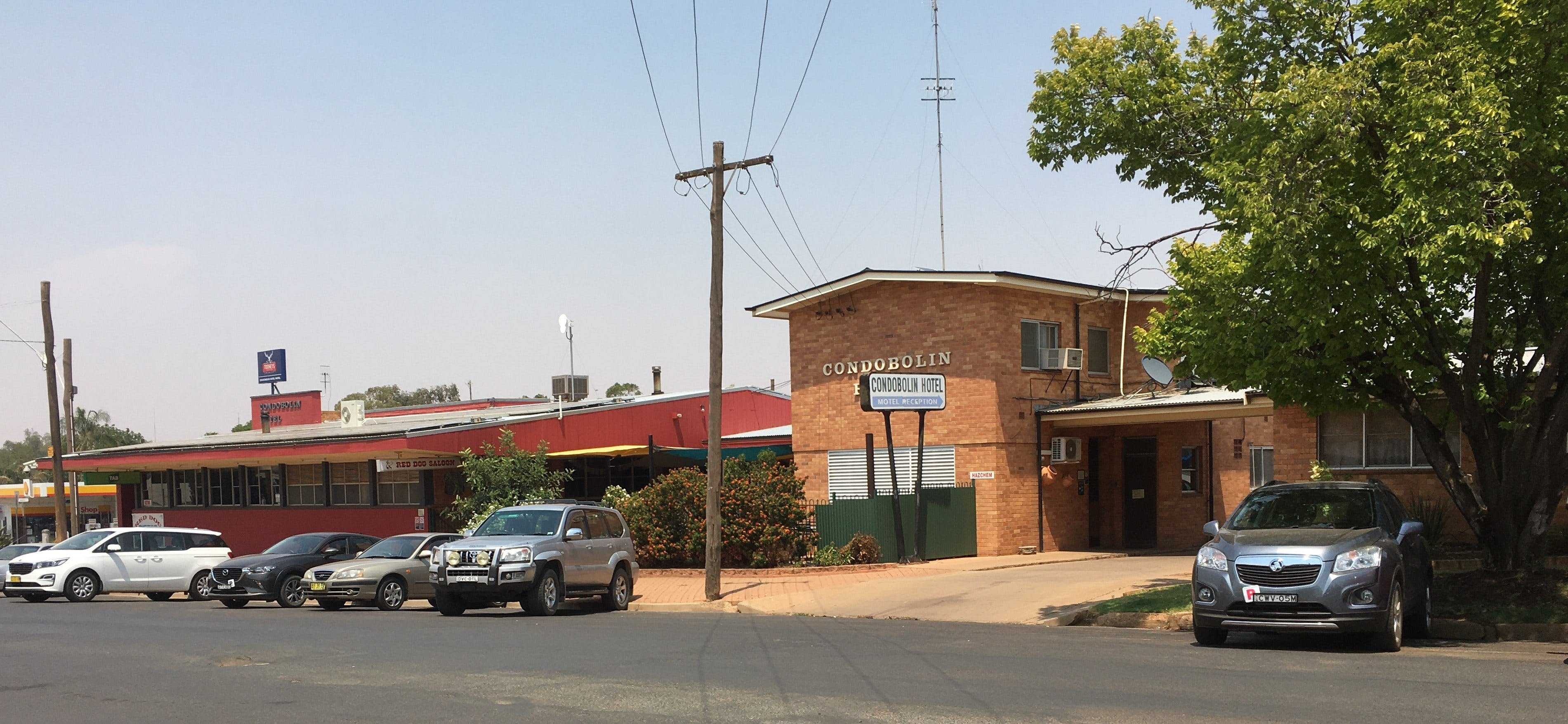 The Condobolin Hotel - Redcliffe Tourism