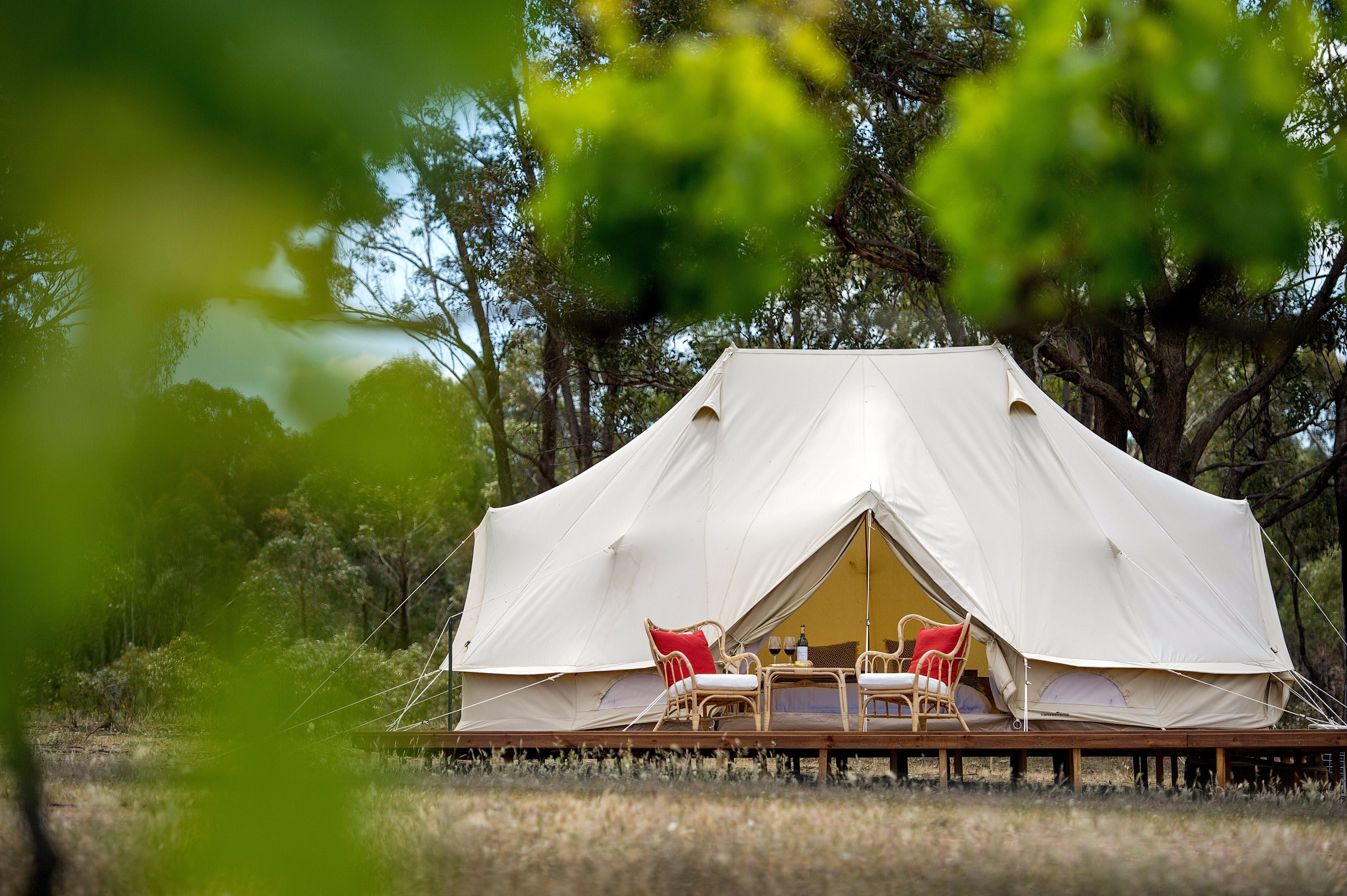 Balgownie Estate Winery Glamping  Accommodation - Redcliffe Tourism