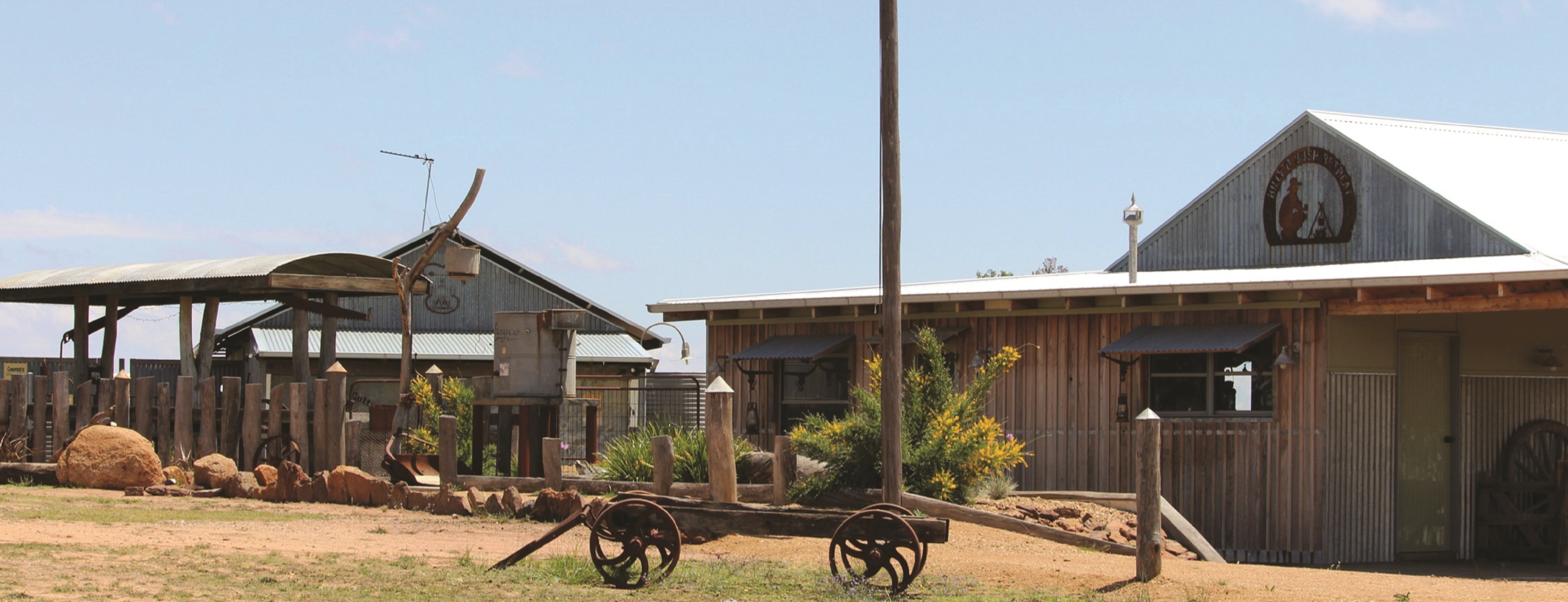 Billy'O Bush Retreat - Redcliffe Tourism