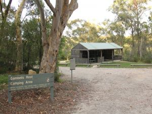 Gambells Rest campground - Redcliffe Tourism