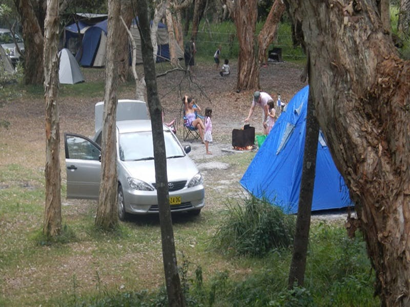 Hungry Gate campground - Redcliffe Tourism