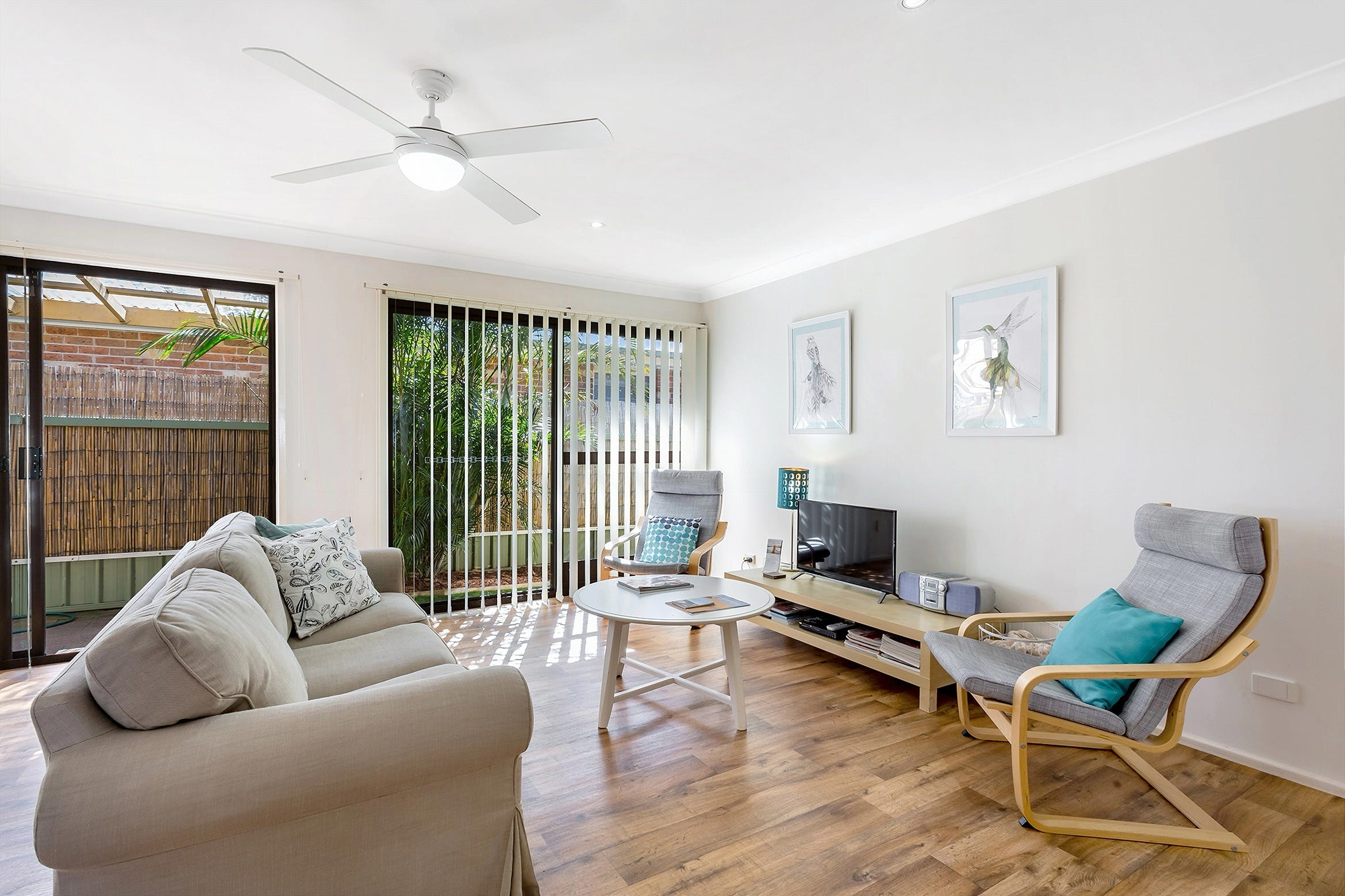 Shearwater at Shoal Bay Cottage One - Dogs Welcome - Redcliffe Tourism