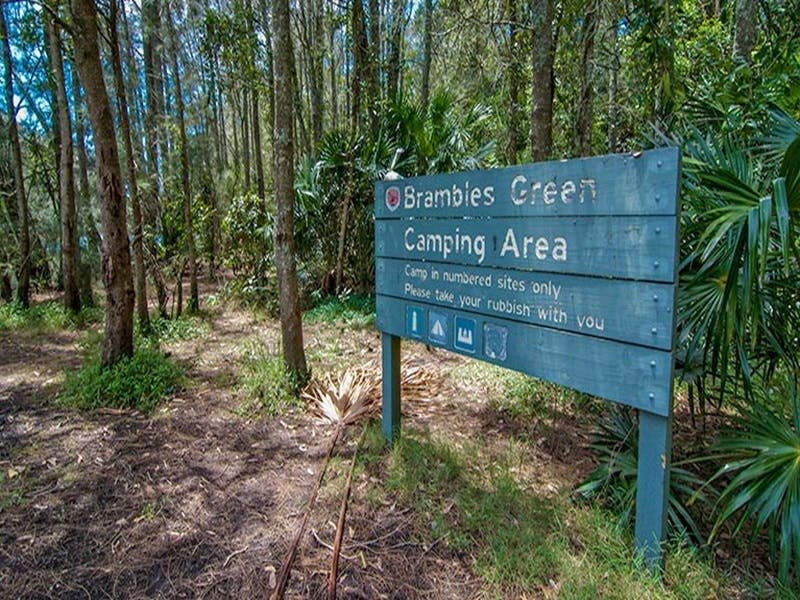 Brambles Green campground - Redcliffe Tourism