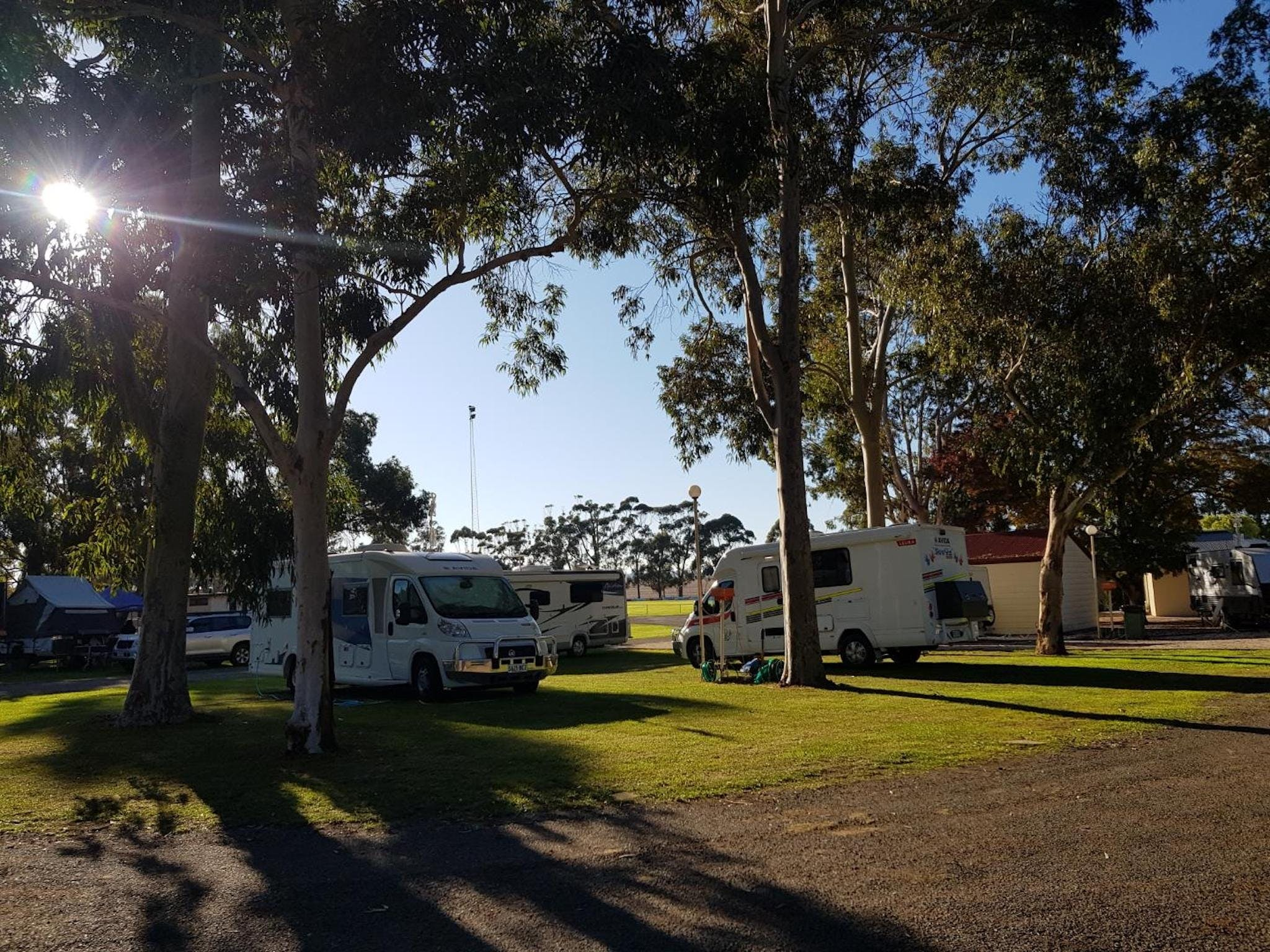 Riverton Caravan Park - Redcliffe Tourism