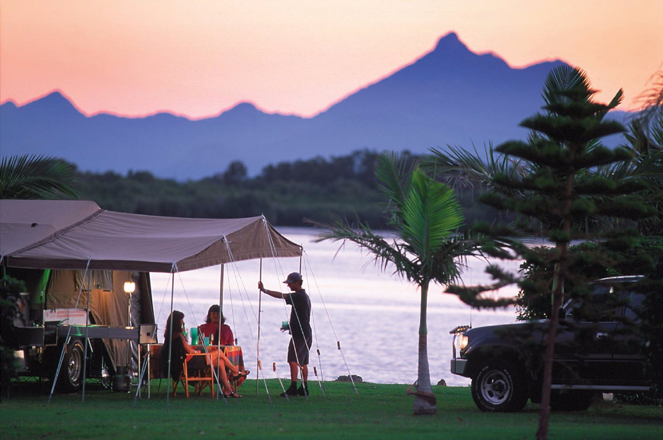 Tweed River Hacienda Holiday Park - Redcliffe Tourism