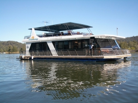 Able Hawkesbury River Houseboats - Redcliffe Tourism
