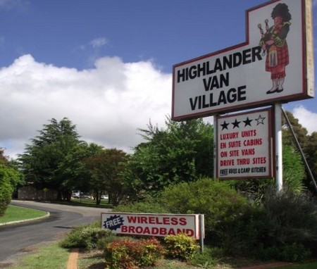 Highlander Van Village - Redcliffe Tourism