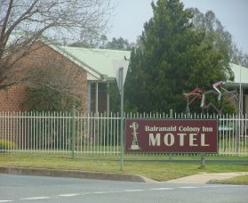 Balranald Colony Inn Motel - Redcliffe Tourism