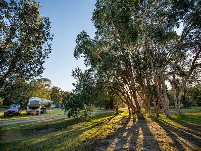 Delicate campground - Redcliffe Tourism