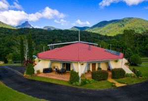 A View of Mount Warning Bed and Breakfast - Redcliffe Tourism